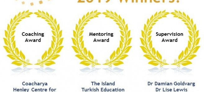 Coacharya Won the EMCC Global Coaching Award