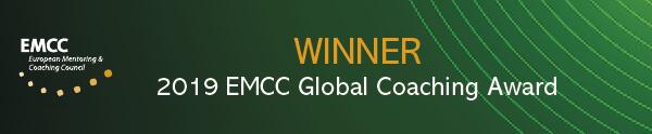Global Coaching Award Winner