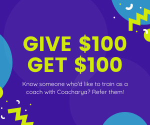 Coach Training Referral