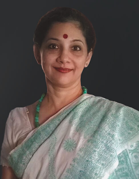Priya Ramesh, MCC - Coacharya coach trainer for programs in Bangalore, Chennai, Hyderabad and Virtual (global)