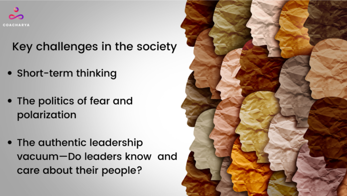 Key Challenges in society